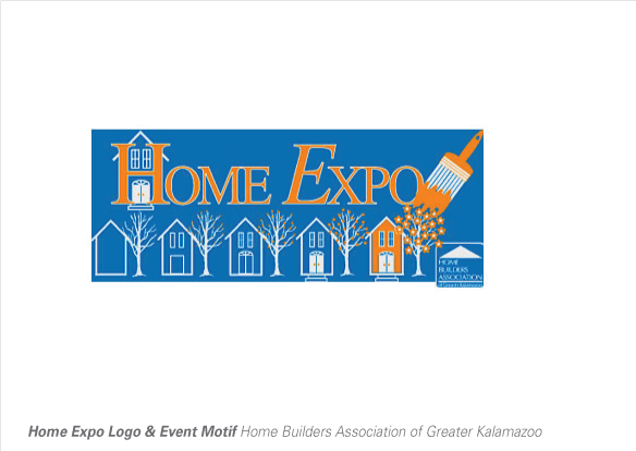 Home Expo logo & motif