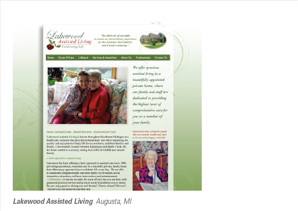 Lakewood Assisted Living